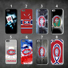 Montreal Canadiens iphone 7 case 8 case 6 case 4 5 6s cover 6plus 7plus 8plus $12.99 USD on eBay