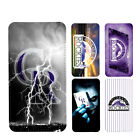 wallet case Colorado Rockies galaxy S7 S8 S8plus S9 S9plus S10 S10plus on Ebay