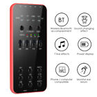 Universal External Audio Microphone Live Broadcast Sound Card for Phone PC Sweet