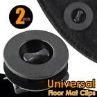 Universal Car Carpet Floor Mat Holders Sleeves Clip Fixing Grips Clamps Fastener $4.19 CAD on eBay
