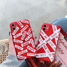 Coca-Cola Fluorescent Phone Back Case Cover For i Phone 11 Pro Max XR XS Max 8 7 $5.69  on eBay