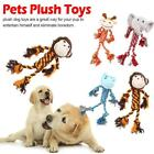 Pet Dog Puppy Squeaky Chew Plush Toy