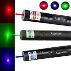 Ultra Strong 600miles Blue Purple Red Greed Laser Pointer Visible Beam Cat Toy