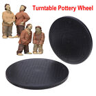 Pottery Wheel Rotate Turntable Swivel Turntable Clay Pottery Sculpture Tool image
