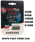 Kyпить Samsung EVO+ Micro SD Card Memory Card 32GB 64GB 128GB 256GB 512GB Wholesale lot на еВаy.соm