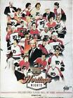 Philadelphia Flyers 50th Anniversary Alumni Heritage Night Team Poster $14.99 USD on eBay
