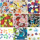100-480 Foam Stickers Fish Heart Christmas Plane Apple Monster Valentine's Day