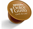Nescafe Dolce Gusto Cafe Au Lait  coffee pods 10,20,40,60,80,100 Free P&P