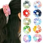 Velvet Hair Scrunchie Loop Holder Elastic Hair Band Hair Accessories Rope T0t2