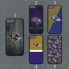 Baltimore Ravens Phone Case For iPhone 11 Pro X XS Max 8+ 7 6 Plus Black Cover $14.95 USD on eBay