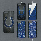 Indianapolis Colts Phone Case For iPhone 11 Pro X XS Max 8+ 7 6 Plus Black Cover $14.95 USD on eBay