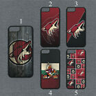 Arizona Coyotes Phone Case For iPhone 11 Pro X XS Max 8+ 7 6 Plus Black Cover $14.95 USD on eBay
