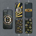 Boston Bruins Phone Case For iPhone 11 Pro X XS Max 8+ 7 6 Plus Black Cover $14.95 USD on eBay