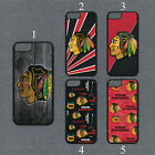 Chicago Blackhawks Phone Case For iPhone 11 Pro X XS Max 8+ 7 6 Plus Black Cover $14.95 USD on eBay
