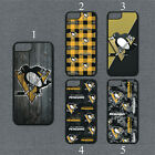 Pittsburgh Penguins Phone Case For iPhone 11 Pro X XS Max 8+ 7 6 Plus Cover $14.95 USD on eBay