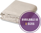Ccs Chicago Canvas  Supply All Purpose Canvas Cotton Drop Cloth, 9 By 12 Feet