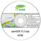 openSUSE Linux DVD Center (Version 13.2, 15.2) - Bootable Linux Installation DVD