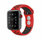 For Apple Watch Sport Band Silicone iWatch Series 5 4 3 2 1 40mm 44mm 38mm 42mm