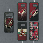 Arizona Coyotes Phone Case For Samsung Galaxy S20 S10 S9 S8 Note 10 9 8 Cover $14.95 USD on eBay