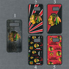 Chicago Blackhawks Phone Case For Samsung Galaxy S20 S10 S9 S8 Note 10 9 8 Cover $14.95 USD on eBay