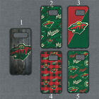 Minnesota Wild Phone Case For Samsung Galaxy S20 S10 S9 S8 Note 10 9 8 Cover $14.95 USD on eBay