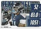 2020 Panini Score NFL Football Cards NEXT LEVEL STATS Insert - Pick Your Cards $0.99 USD on eBay