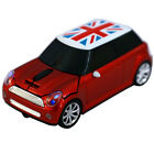 2.4Ghz BMW Mini Cooper car Wireless Mouse Cordless mice for PC Laptop Mac Gift