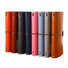 Business bandage travel book account notebook custom retro real leather