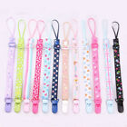 Baby Boy Girl Kids Dummy Pacifier Soother Nipple Leash Strap Chain Clip Holders