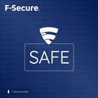 F-Secure SAFE 2020 Internet - 1 to 3 years for 1 to 5 devices (License key)