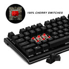 Durgod K520 RGB LED Mechanical Gaming Keyboard English USB Wired Keyboard- Black