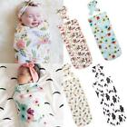 Newborn Swaddle Wrap Soft Blanket Sleeping Cover Bag Sleep Sack Bedding Supplies