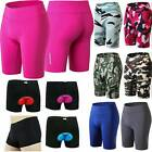 Unisex Men Womens Cycling Shorts Bicycle Bike MTB Mountain Pants Riding Running