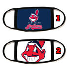 Cleveland Indians Face Mask Cotton material Reusable Washable Made in U.S #5 on Ebay