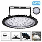 UFO LED High Bay Light 500W 300W 200W 100W 50W Watt Warehouse Shop Light Fixture