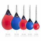 Ringside Tsunami 12, 28, 65, 115 and 180 lb. Water Heavy Bags