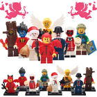 Vampire Leicester Minifigure Cupid Freakazoid Figure For Custom Lego Minifigures
