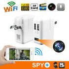 1080P Mini Charger Spy Camera Full HD Camcorder Hidden DVR Wall Charger Adapter