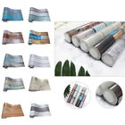 Ornament Wood Grain Home Decoration Wall Stickers Thicken Pvc Tape Wall Art New