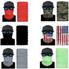 Pack of 8 Face Covering Mask Neck Gaiter Elastic, Fishing and Hunting - Bulk