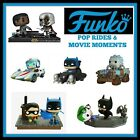 Funko Pop! Rides & Movie Moments Collectibles--You Choose!