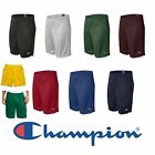 Champion Men's Long Mesh Short with Pockets 9 Inch Athletic Gym Shorts S162 <br/> 100% Authentic. Lightning Fast Free Shipping!!