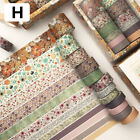 Plants Adhesive Masking Tape Washi Tape Scrapbook Paper Stationery Supplies