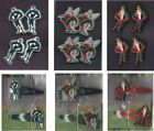 AFL Team Mascot Hair Accessories - Bobble Ties/Hair Clips - AFL Merchandise