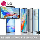 [OnStock] LG WING 5G Swivel LM-F100N Factory Unlocked 8GB / 128GB Snapdragon 765
