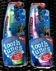 """Turbo Tooth Tunes Toothbrush Hannah Montana  Rock Star   """"We got the party"""" NEW"""