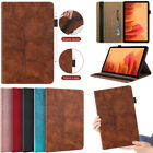 "For Samsung Galaxy Tab A7 10.4"" 2020 T500 Tablet Leather Wallet Stand Case Cover"