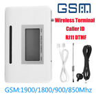 Fixed Wireless Terminal GSM Gateway LCD Fit for Connecting Desktop Phone Alarm