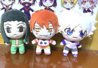 HUNTER x HUNTER HxH Killua Zoldyck Illumi Hisoka Plush Doll Hanging Toy Gift