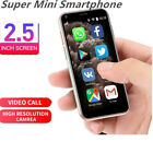 Mini Smartphone SOYES XS11 Google Play Ultra-Thin Small Android Phone Dual Sim